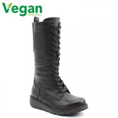 Heavenly Feet Womens Maze 2 Boots - Black