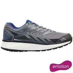 Joya Mens Flash Emotion Trainers Shoes - Grey