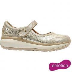 Joya Womens Jane Emotion Mary Jane Shoes - Champagne