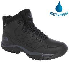 The North Face Mens Storm Strike II Waterproof Walking Hiking Boots - TNF Black Ebony