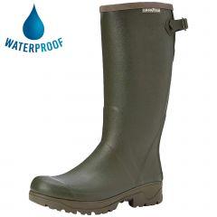 Goodyear Mens Stream Neoprene Wellington Boots - Green
