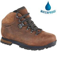Berghaus Womens Hillwalker GTX Waterproof Walking Boots - Brown