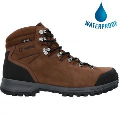 Berghaus Mens Fellmaster Ridge GTX Waterproof Walking Boots - Brown