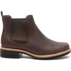 Ecco Shoes Womens Elaine Chelsea Boot - Mocha