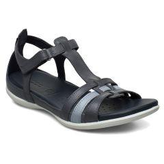 Ecco Womens Flash Sandals - Marine Dusty Blue
