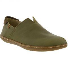 El Naturalista El Viajero N275 Shoes - Basil Green