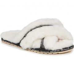 EMU Australia Womens Mayberry Own It Sheepskin Slippers - Natural