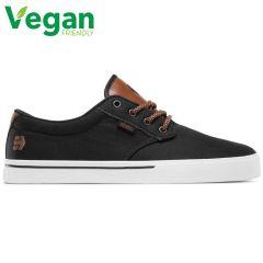 Etnies Mens Jameson 2 Eco Vegan Skate Shoes - Navy Tan White