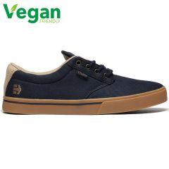 Etnies Mens Jameson 2 Eco Vegan Shoes - Navy Gum Gold