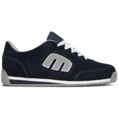 Etnies Mens Lo Cut II LS Skate Shoes - Dark Navy
