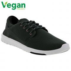 Etnies Mens Scout Vegan Skate Shoes - Dark Green