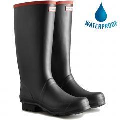 Hunter Mens Argyll Full Knee Wellies Rain Boots