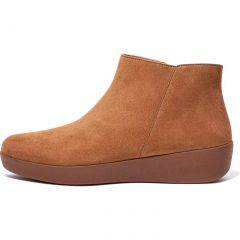 FitFlop Womens Sumi Ankle Boots - Light Tan
