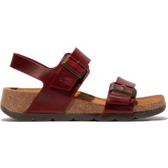Fly London Womens Ceke Sandals - Red