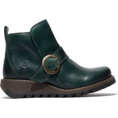 Fly London Womens Sias Ankle Boot - Petrol