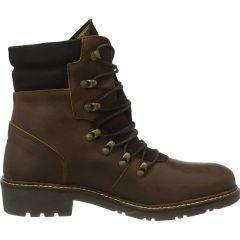 Fly London Womens Snak GTX Waterproof Ankle Boots - Mocca