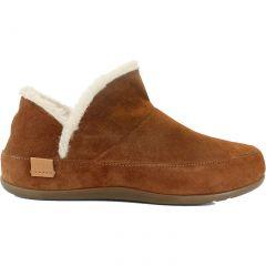 Strive Womens Geneva Slipper Boots - Classic Tan