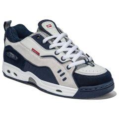 Globe Mens CT-IV Trainers Skate Shoes - White Blue