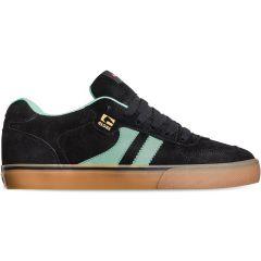 Globe Mens Encore 2 Skate Shoes - Black Mint