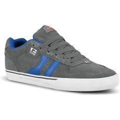 Globe Mens Encore 2 Skate Shoes - Iron Blue