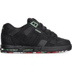 Globe Mens Sabre Vegan Skate Shoes - Black Upcycle - Mens