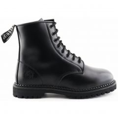 Grinders Mens Cedric CS Derby Boots - Black