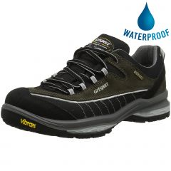 Grisport Mens Latitude Waterproof Walking Shoes - Grey