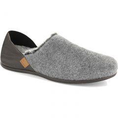 Strive Mens Helsinki Slippers - Dark Grey