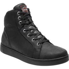 Harley Davidson Mens Watkins CE Motorcycle Boots - Black