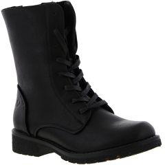 Heavenly Feet Womens Chloe 2 Boots - Black