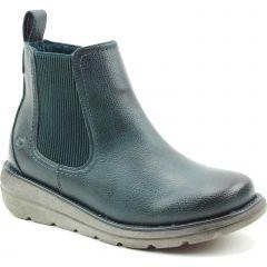 Heavenly Feet Womens Rolo 4 Chelsea Boots - New Ocean