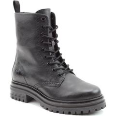 Heavenly Feet Womens Taylor Vegan Boots - Black