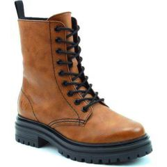 Heavenly Feet Womens Taylor Vegan Boots - Tan
