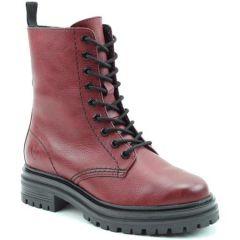 Heavenly Feet Womens Taylor Vegan Boots - Vino