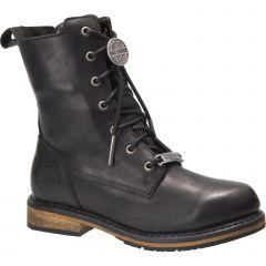 Harley Davidson Womens Heslar CE Boots - Black