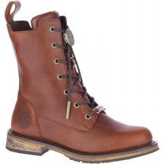 Harley Davidson Womens Heslar CE Boots - Rust