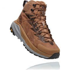 Hoka One One Womens Kaha GTX Waterproof Walking Boots - Otter Black