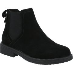 Hush Puppies Womens Maddy Ankle Boot - Black