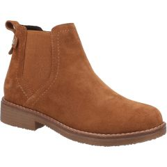 Hush Puppies Womens Maddy Ankle Boot - Tan