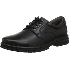 Hush Puppies Mens Outlaw II Shoes - Black
