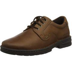 Hush Puppies Mens Outlaw II Shoes - Brown
