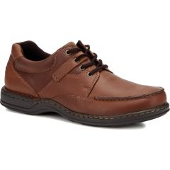 Hush Puppies Mens Randall II Shoes - Brown