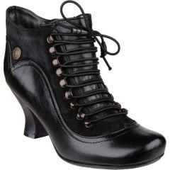 Hush Puppies Womens Vivianna Boots - Black