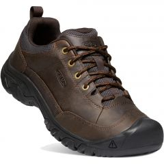 Keen Mens Targhee III Oxford Casual Shoes - Dark Earth Mulch