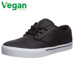 Etnies Mens Jameson Eco Vegan Skate Shoes - Black Gold