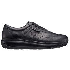 Joya Mens David Leather Shoes - Black II