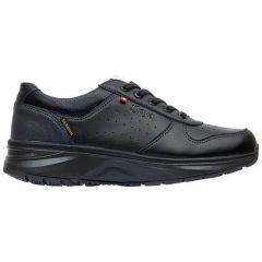 Joya Womens Dynamo III Slip Resistant Shoes - Black