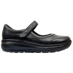 Joya Womens Jane Emotion Mary Jane Shoes - Black