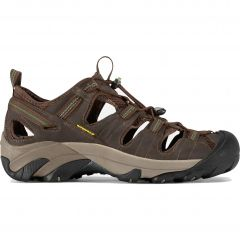 Keen Mens Arroyo II Waterproof Sandals - Slate Brown Bronze Green