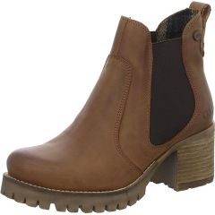 Oak & Hyde Womens Kensington Chelsea Boots - Cesar Cognac